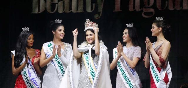 La venezolana Mariem Velazco es la nueva Miss Internacional