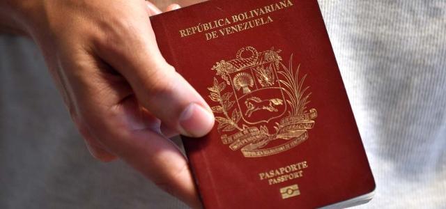 A 72.000 bolívares subió el costo del pasaporte venezolano