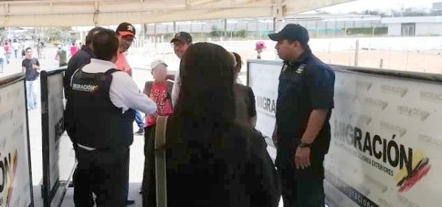 Migración Colombia negó la entrada a familiares de Maduro que pretendían huir del apagón