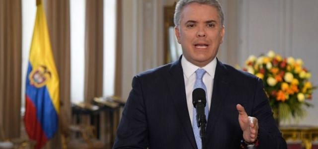 Duque le deja claro a la guerrilla y a Maduro que Colombia no acepta amenazas de nadie