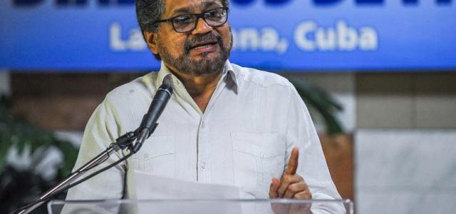 El disidente de las Farc Iván Márquez anuncia que retoma las armas