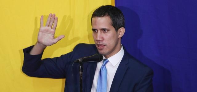 Guaidó superó la arremetida chavista y fue reelegido como presidente de la Asamblea Nacional