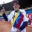 Jesús Lezama, el fanático número uno de los Leones del Caracas, celebró sus 101 años de vida